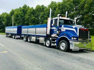 Meet the truckers – Switzers Valley Transport